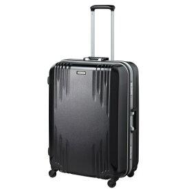 ORBITER(エース) スーツケース 84L ワールドトラベラー(World Traveler) カタノイ(KATANOI) ブラック ACE-4073BK [TSAロック搭載]