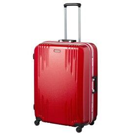 ORBITER(エース) スーツケース 84L ワールドトラベラー(World Traveler) カタノイ(KATANOI) レッド ACE-4073RE [TSAロック搭載]