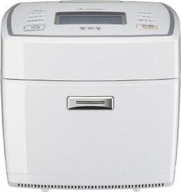 三菱 Mitsubishi Electric NJ-VEA10-W 炊飯器 備長炭 炭炊釜 ピュアホワイト [5.5合 /IH][NJVEA10W]