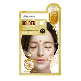 L&PCOSMETIC MEDIHEAL(メディヒール) サークルポイントゴールデンチップマスク(10枚入り)