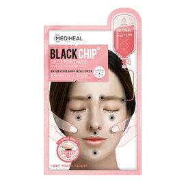 L&PCOSMETIC MEDIHEAL(メディヒール) サークルポイントブラックチップマスク(10枚入り)