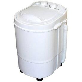 ダイアモンドヘッド ROOMMATE 洗いブラシ付きポータブル洗濯機 RM-85MK