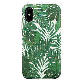 CCCフロンティア CCC FRONTIER OOTD CASE for iPhone XS/X UNI-CSIPXS-2OOGL leaf