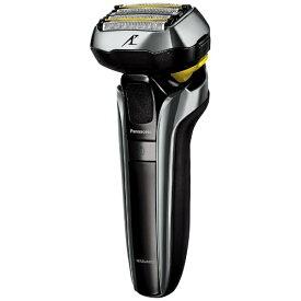 パナソニック Panasonic リニアシェーバーラムダッシュ5枚刃 ES-CLV9E-S シルバー調 [5枚刃 /国内・海外対応][電気シェーバー 男性 髭剃り ESCLV9ES]