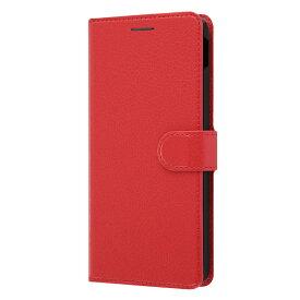 レイアウト rayout LG style2 手帳型 シンプル マグネット RT-LSL1ELC1/R レッド