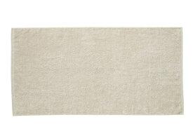 西川 NISHIKAWA 西川 今治バスタオル まろやかタオル (60×120cm/ベージュ/日本製 今治産) TT18350643BE ベージュ