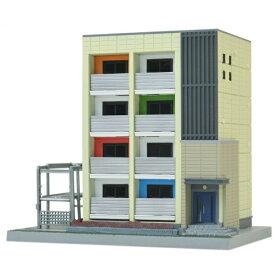【2019年11月】 トミーテック TOMY TEC 建物コレクション 160-2 デザイナーズ・アパート2【発売日以降のお届け】