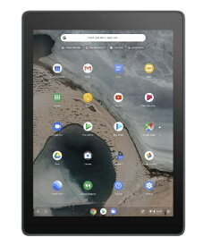ASUS エイスース CT100PA-AW0010 Chromeタブレット Chromebook Tablet ダークグレイ [9.7型ワイド /ストレージ:32GB /Wi-Fiモデル][タブレット 本体 9インチ wifi]