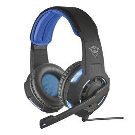 トラスト TRUST 22052 ゲーミングヘッドセット GXT 350 Radius 7.1 Surround Gaming Headset [USB /両耳 /ヘッドバンドタイプ][22052]