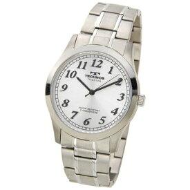 テクノス Technos メンズ腕時計 オールチタン TSM905IS シルバー