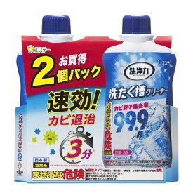 エステー S.T 洗浄力洗たく槽クリーナー 2P 1100g[洗濯槽クリーナー]【wtnup】