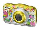 ニコン Nikon W150RS コンパクトデジタルカメラ COOLPIX(クールピクス) リゾート [防水+防塵+耐衝撃][W150RS]