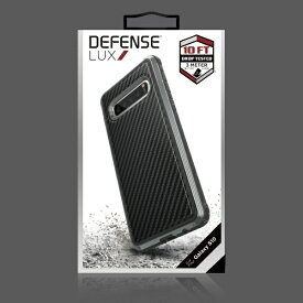 ラスタバナナ RastaBanana Galaxy S10 Defense Lux Carbon Fiber XGS10DLUX1 ブラック