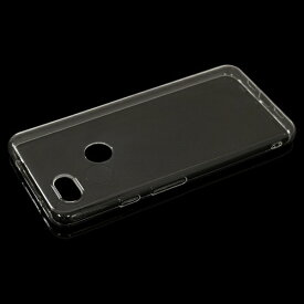 ラスタバナナ RastaBanana Pixel 3a XL TPUケース 1.2mm 4906PX3LXLTP クリア