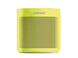 BOSE ボーズ SLINKCOLOR2YLW ブルートゥース スピーカー SoundLink Color イエローシトロン [Bluetooth対応 /防滴][SLINKCOLOR2YLW]