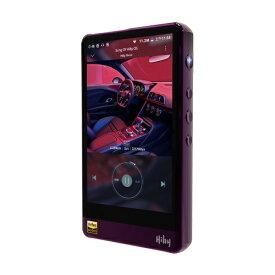HiBy ハイビー デジタルオーディオプレーヤー パープル R6 Pro [32GB /ハイレゾ対応][R6PROPURPLE]