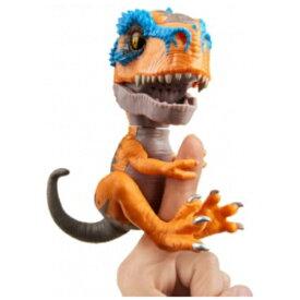 ハピネット Happinet 手のり恐竜!ジュラミン!肉食王オレンジT-REX