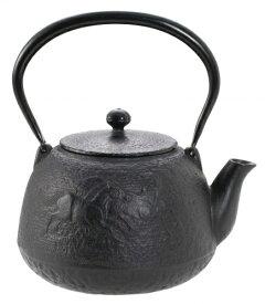 南部宝生堂 南部鉄器 宝珠馬(黒)1.5L