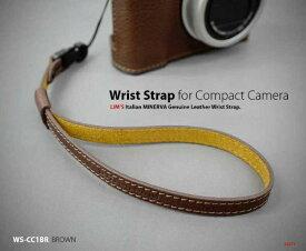 リムズ LIM'S ストラップ WS-CC1BR ブラウン