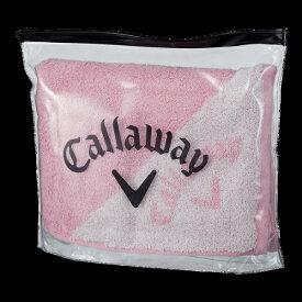 キャロウェイ Callaway ゴルフギフト キャロウェイ アクティブタオル ピンク TW CG ACTIVE PNK 18 JM 5418004【オウンネーム非対応】