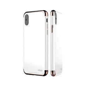 サンクチュアリ Sanctuary iPhoneX elago EMPIRE (エラゴエンパイア) EL_I8NCSPCEP_RW RoseGold/White