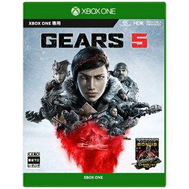 マイクロソフト Microsoft Gears 5 通常版【Xbox One】