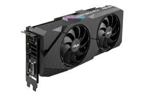 ASUS エイスース Nvidia RTX2060 Super搭載 ASUS グラフィックスカード DUAL-RTX2060S-O8G-EVO DUALRTX2060S-O8G-EVO[DUALRTX2060SO8GEVO]
