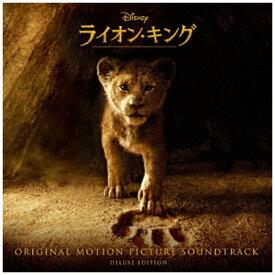 ユニバーサルミュージック (オリジナル・サウンドトラック)/ ライオン・キング オリジナル・サウンドトラック デラックス版【CD】