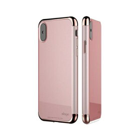 サンクチュアリ Sanctuary iPhoneX elago EMPIRE (エラゴエンパイア) EL_I8NCSPCEP_RG RoseGold/RoseGold