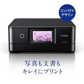 エプソン EPSON A4カラーインクジェット複合機 Colorio(カラリオ) ブラック EP-882AB [カード/名刺〜A4][プリンター EP882AB]