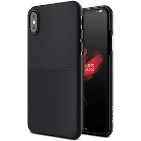 サンクチュアリ Sanctuary iPhoneX VRSDESIGN SkinFit (スキンフィット) VR_I8NCSPCSK_BK Black