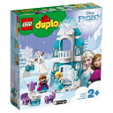 レゴジャパン LEGO 10899 デュプロ アナと雪の女王 光る!エルサのアイスキャッスル
