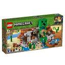 レゴジャパン LEGO 21155 マインクラフト 巨大クリーパー像の鉱山