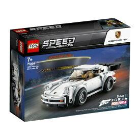 レゴジャパン LEGO 75895 スピードチャンピオン 1974 ポルシェ 911 ターボ 3.0[レゴブロック]