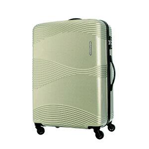 カメレオン KAMILIANT スーツケース 83L TEKU(テク) LIGHT GOLD DY809014 [TSAロック搭載]