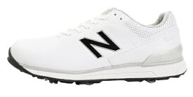 ニューバランス New Balance 25.0cm 男女兼用 ゴルフシューズMG2500(ホワイト) MG2500-WT