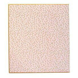 デザインフィル DESIGNPHIL カラー色紙 二つ折り 花柄ピンク