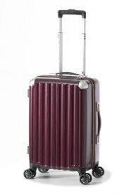 A.L.I アジア・ラゲージ スーツケース ハードキャリー 31L カーボンワイン ALI-6008-18 [TSAロック搭載]