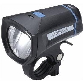 BBB サイクルパーツ ライト ヘッドライト スクエアビーム Stvzo 30 LUX ブラック BLS-101K 028624