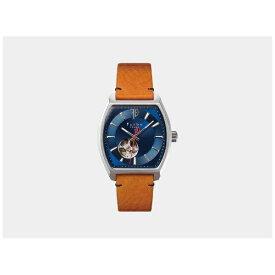フルボ FURBO メンズ腕時計 Automatic F8201 F8201SNVLB ネイビーxライトブラウン