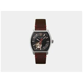 フルボ FURBO メンズ腕時計 Automatic F8201 F8201SBKBR ブラックxブラウン