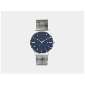 フルボ FURBO メンズ腕時計 F02 F02-SNVSS ネイビーxシルバー