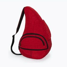 Healthy Back Bag ヘルシーバックバッグ 男女兼用 ボディバッグ ビッグバッグ(20L/クリムゾン) 44315