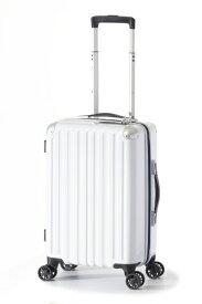 A.L.I アジア・ラゲージ スーツケース ハードキャリー 31L ホワイト ALI-6008-18 [TSAロック搭載]