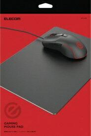 エレコム ELECOM MP-GALBK ゲーミングマウスパッド MP-GALシリーズ ブラック[MPGALBK]