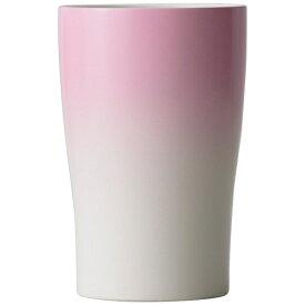 トーン tone タンブラー ripple tumbler(リップルタンブラー) ピンク TT-10-PI [250ml][TT10]