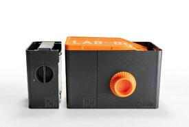 サンアイ LAB-BOX135+120_オレンジ オレンジ