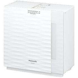 パナソニック Panasonic FE-KFS07-W 加湿器 ミルキーホワイト [気化式 /約4.2L][加湿器 大容量 静音 おしゃれ FEKFS07W]