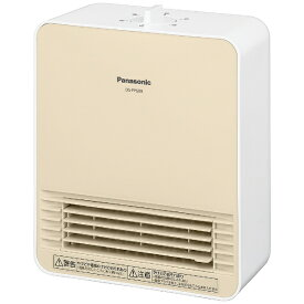 【2019年09月01日発売】 パナソニック 電気ファンヒーター ポッカレット DS-FP600-W ホワイト