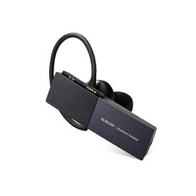 エレコム ELECOM Bluetoothヘッドセット/HS30シリーズ/Type-C端子/ブラック LBT-HSC20MPBK[LBTHSC20MPBK]